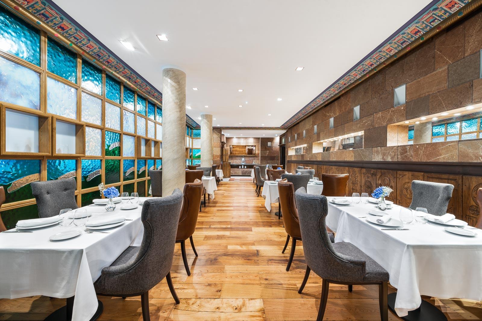 Restaurante 1752