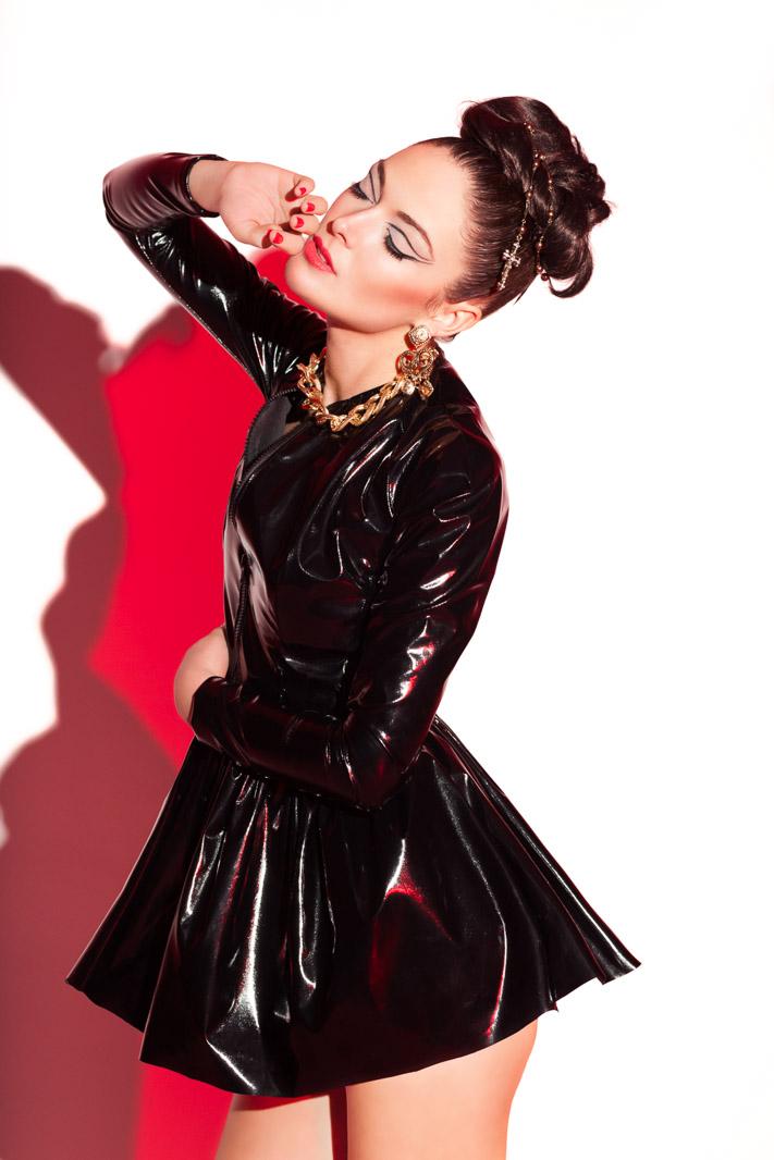 Editorial de moda - Extravaganzza