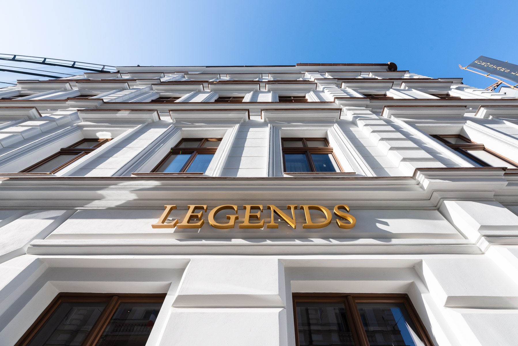 Legends Praga