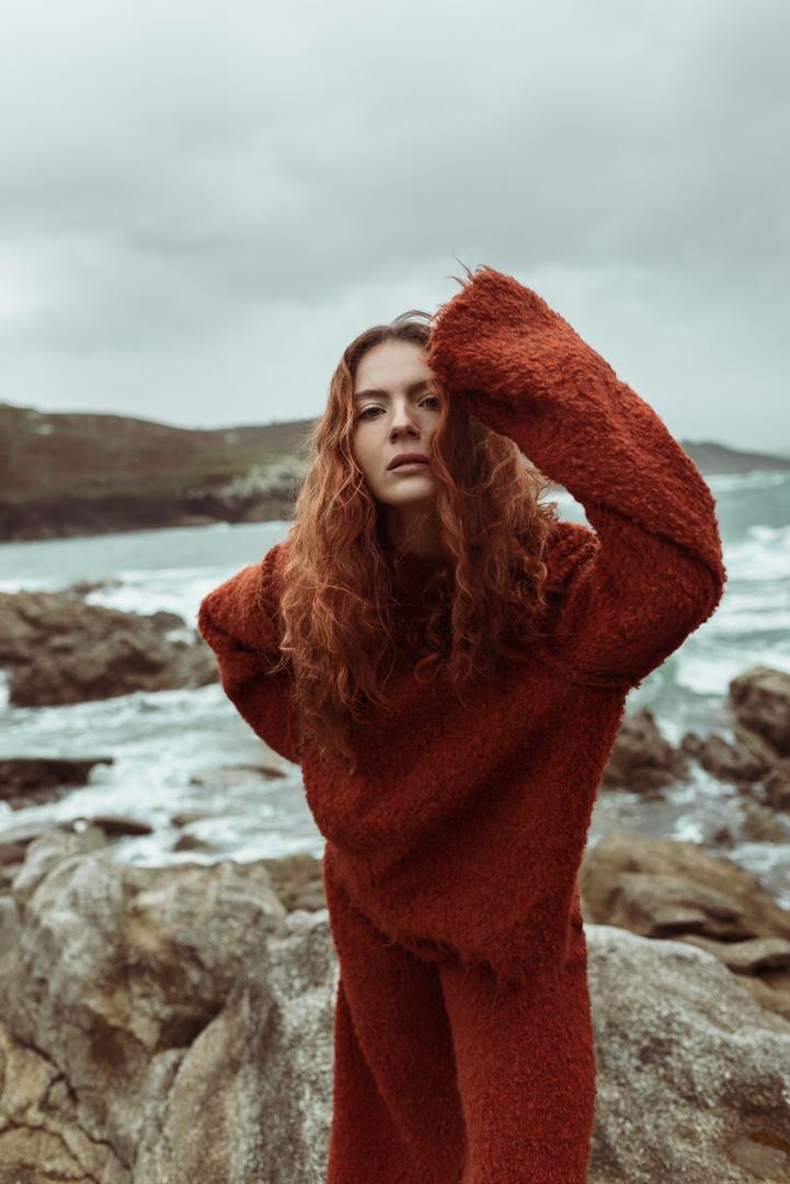 La décadence - Fotografía de moda