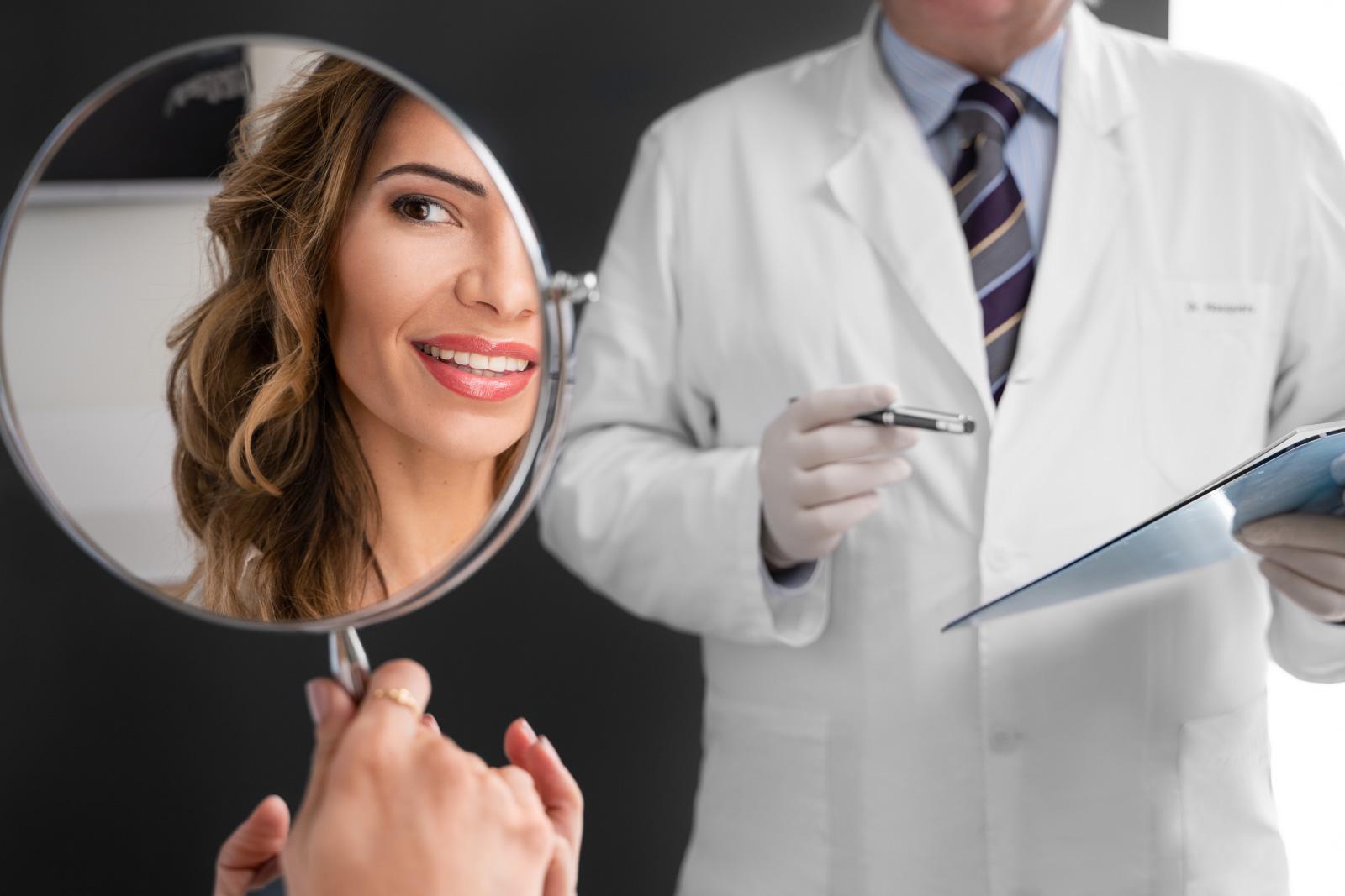 Reportaje fotográfico clínica