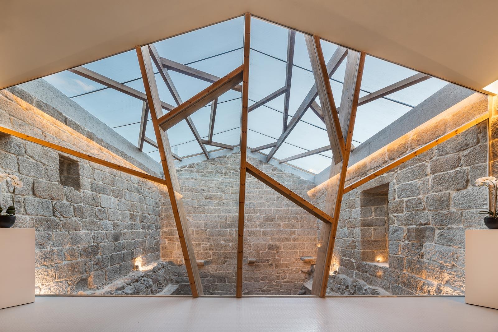 Fotografía de arquitectura galicia