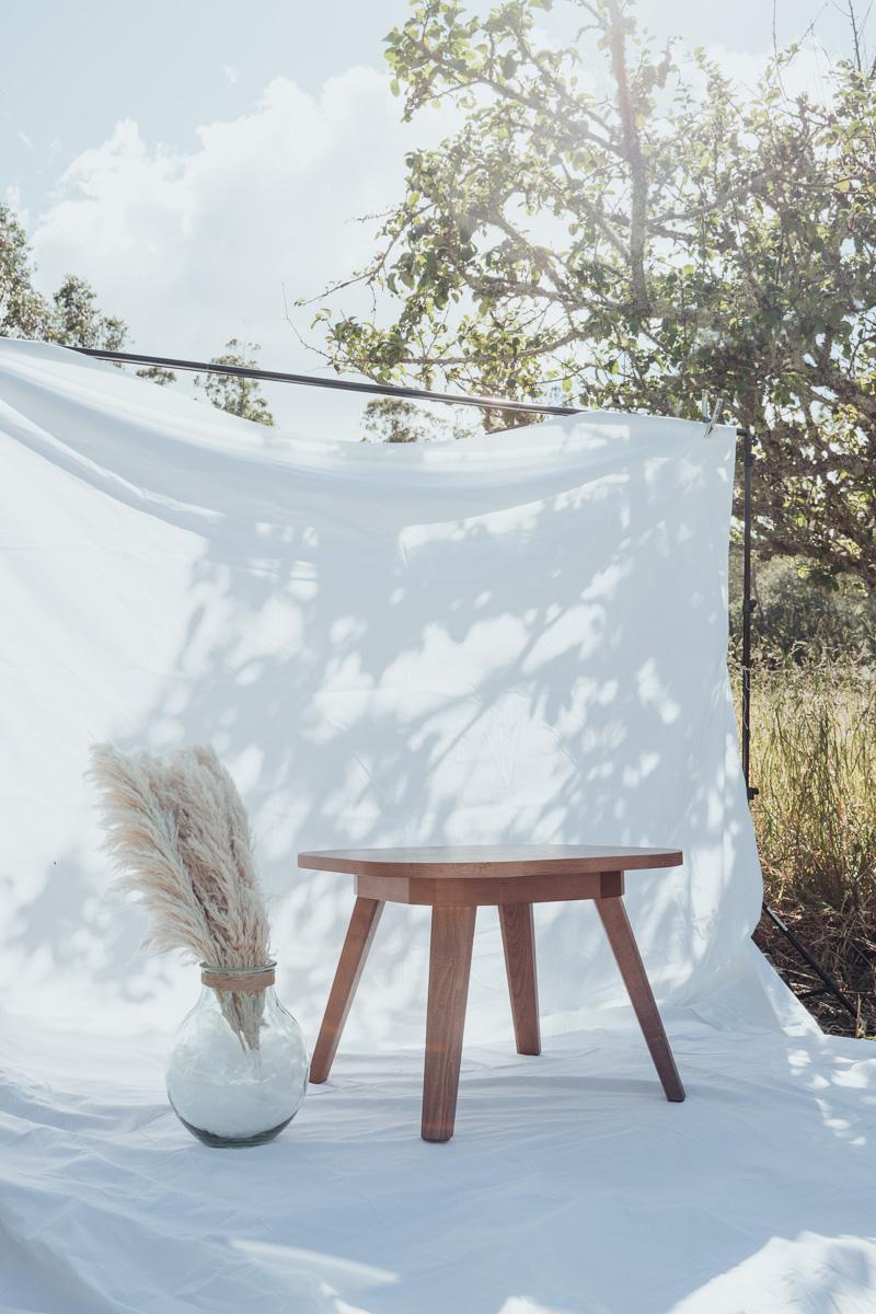 fotografía de mesas