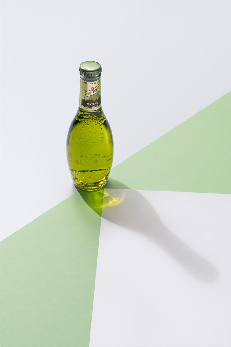fotografía publicitaria de botellas