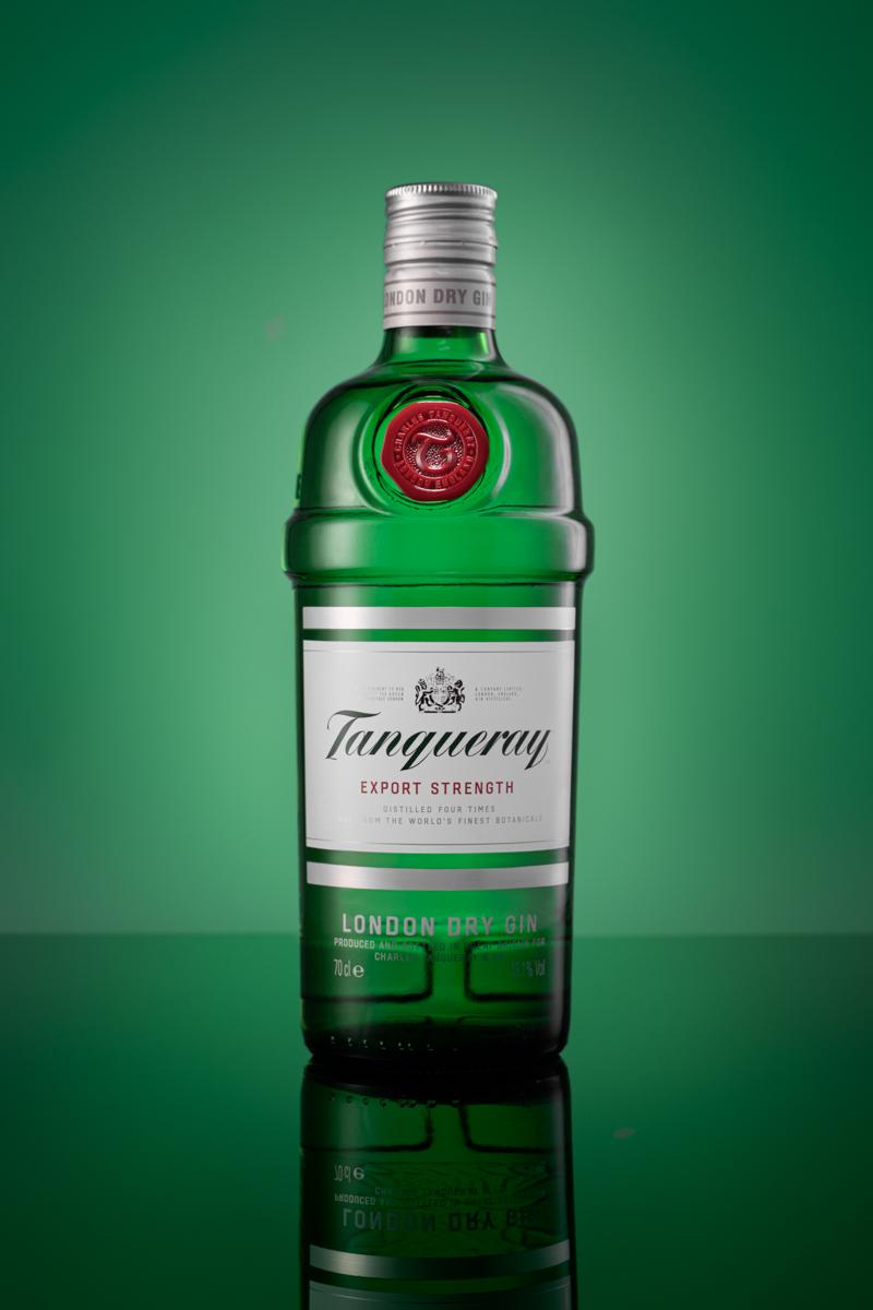 Fotografía de botellas