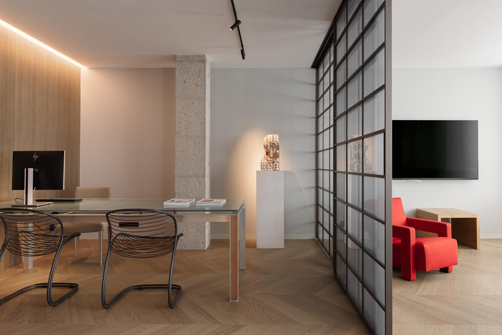 fotografía de arquitectura en Vigo